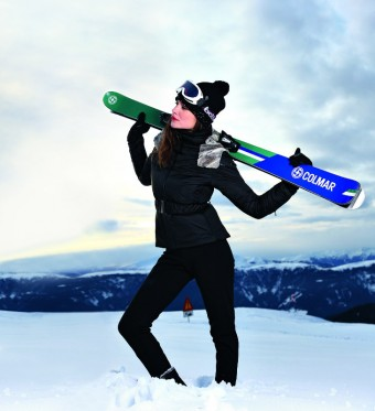 Vášeň značky COLMAR pro sníh nezná hranic