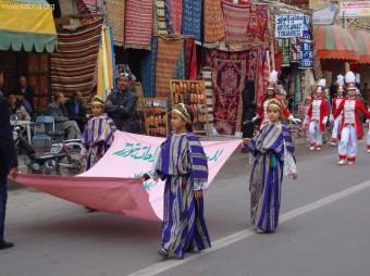 Mezinárodní festival Oáz v Tozeur