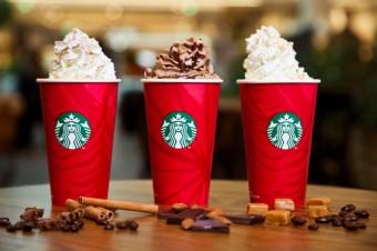 Mikulášská soutěž se Starbucks