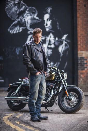 Džíny Harley-Davidson®