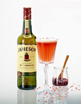 Jameson na Valentýna