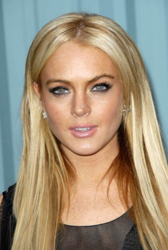 Lindsay Lohan, Zdroj: Shutterstock