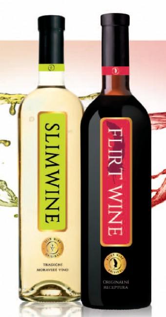 Slim Wine, Flirt Wine