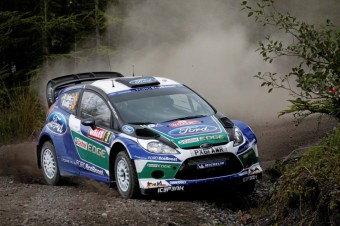 FIA World Rally Championship, Menhouse