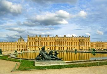 Zámek ve Versailles, zdroj: Shutterstock