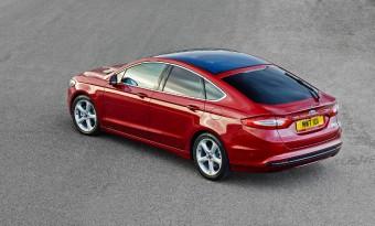 Čechům se líbí Ford Mondeo!