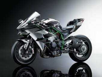 Motocykl Ninja H2R