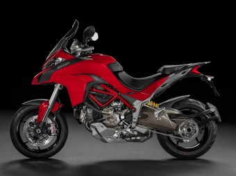 Motocykl MULTISTRADA 1200S