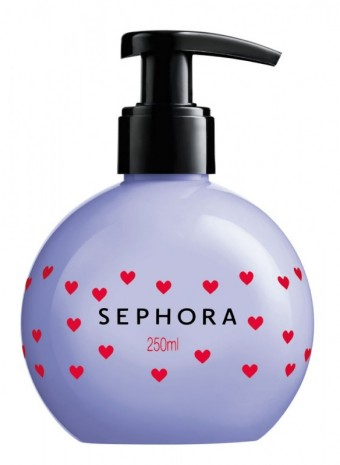 Valentine´s Day Hand Wash Blue Lilac, Made in Sephora