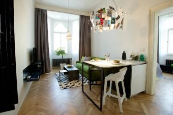 Netradiční apartmány MOOo
