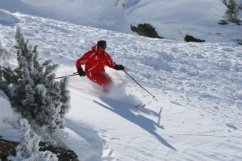 La Norma: útulný lyžařský areál, CK Beta tour