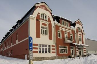 Šumava - Hotel Kašperk
