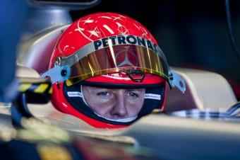 rekordman okruhu v Melbourne Michael Schumacher, Zdroj: Shutterstock