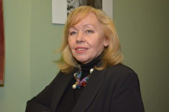 Malířka Viktorie Chaloupková