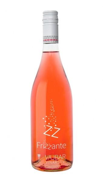 Cabernet Sauvignon frizzante, kabinetní víno 2014, Vinařství Vajbar