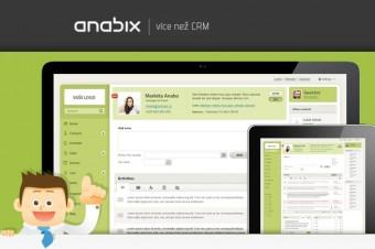 Anabix - online CRM systém