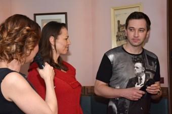 Ondřej Sokol, kolega ze Studia Dva