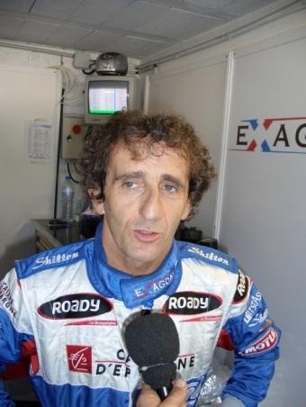 Alain Prost, zdroj: Shutterstock