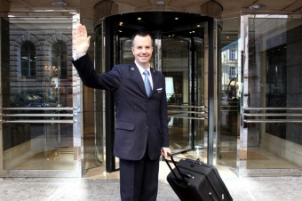 Petr Zezula, Chef Concierge Four Seasons Hotel Prague