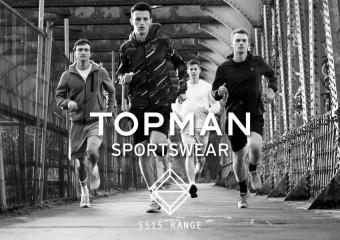 Sportovní pánské kolekce TOPMAN Sport