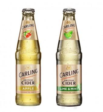 Carling British Cider, Pivovary Staropramen