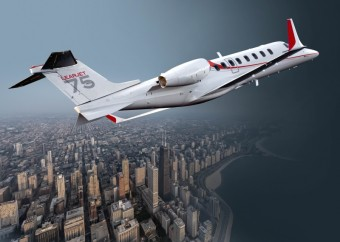 Learjet 75 (Chicago), ABS Jets