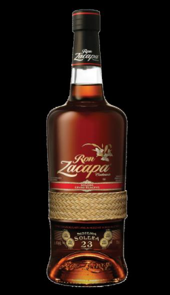 Prémiový rum světa Zacapa Centenario 23