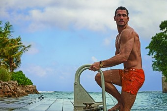 David Gandy for Autograph, Marks & Spencer