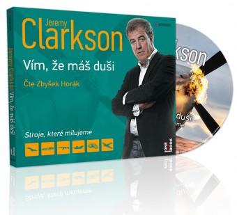 Jeremy Clarkson: Vím, že máš duši, vydává: OneHotBook