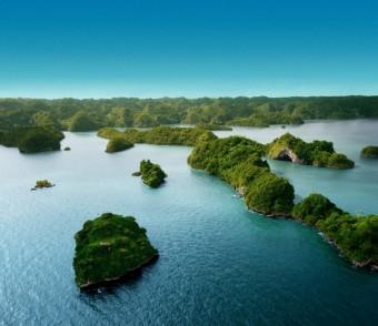 Isla de los Pajaros Los Haitises, Dominikánská republika