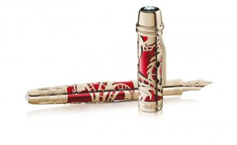 Limited Edition 98, Montblanc: Luciano Pavarotti