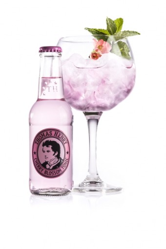 Pink Ink s Thomas Henry Cherry Blossom Tonic