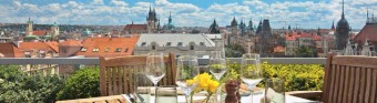 Restaurace Zlatá Praha, InterContinental Prague