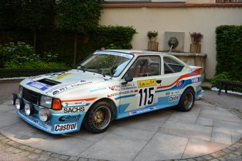 Škoda Rapid 130 R/H