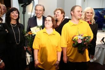 Galavečer Nadačního fondu Slunce pro všechny, Foto: Herminapress
