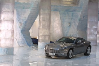 Aston Martin: akční vozy Jamese Bonda, foto: Aston Martin