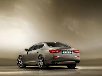 Nové Maserati Quatroporte, Menhouse