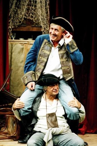 Jakub a jeho pán - pocta Denisi Diderotovi; Divadlo Bez zábradlí