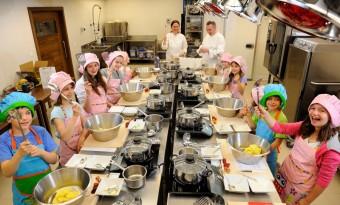 Dětské vaření, Wellness Hotel Chopok