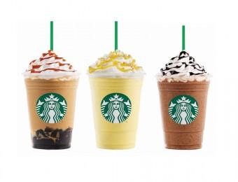 Starbucks představuje jedinečné Frappuccino novinky