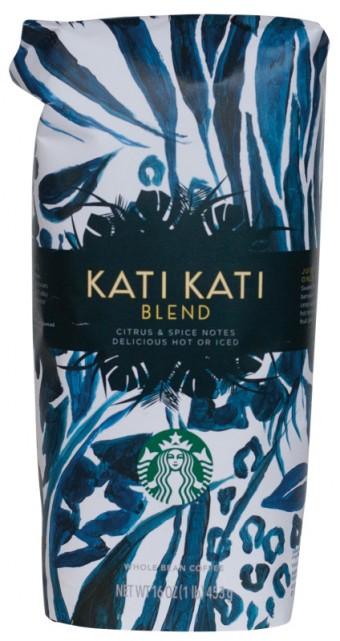 Zrnková káva Starbucks Kati Kati Blend