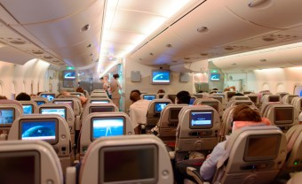 Airbus A380 společnosti Emirates, foto: Dreamstime.com