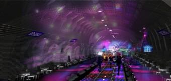 Pařížské metro, vizualizace: OXO Architectes
