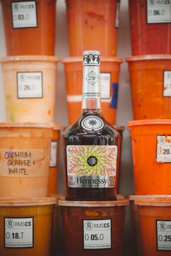Hennessy Very Special Limited Edition by Ryan McGinness