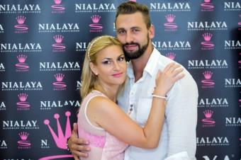 Majitelka S-Gallery Silvie Kamarýtová s manželem Zdeňkem Kamarýtem