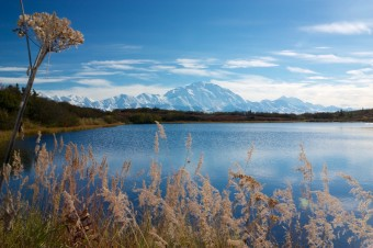 Mt. McKinley from Reflection pond, foto: Jan Miřacký