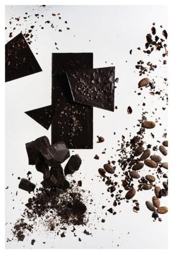 Čokoláda Rozbíjím se, Debut Gallery
