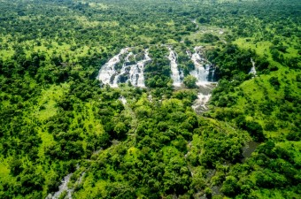 Vodopády Aruu, foto: Petr Jan Juračka
