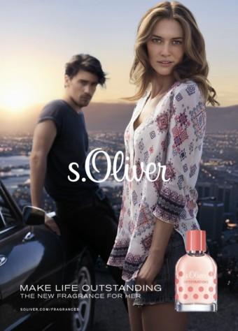 Dvojice výjimečných letních vůní s.Oliver OUTSTANDING women&men