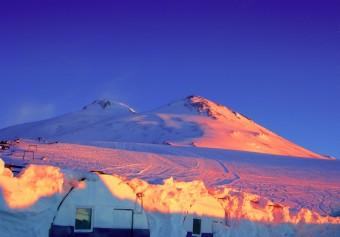 Elbrus, Kavkaz, foto: Dreamstime.com